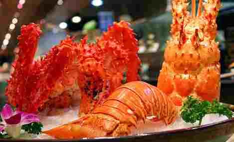 喜多屋国际海鲜自助餐厅 - 大图