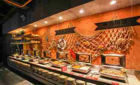 佰烧海鲜烤肉自助 - 大图