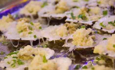 星海汇海鲜自助烤肉火锅 - 大图