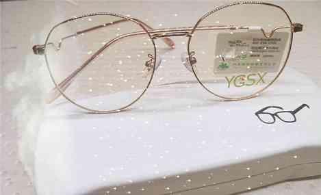 阳光视线眼镜 - 大图