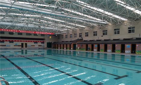 登封市游泳馆