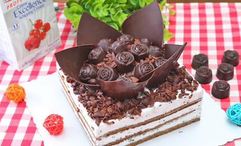 冀乐园酸奶蛋糕(东胜店)