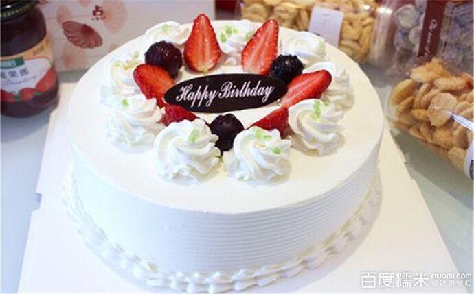 星期八蛋糕(水上公园店)