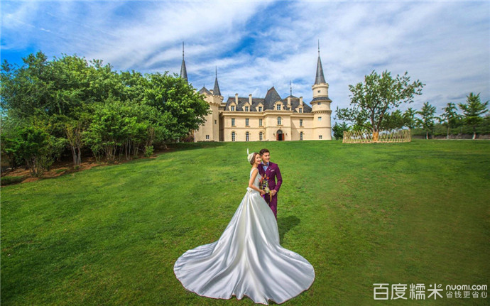 韩国Mia婚纱摄影