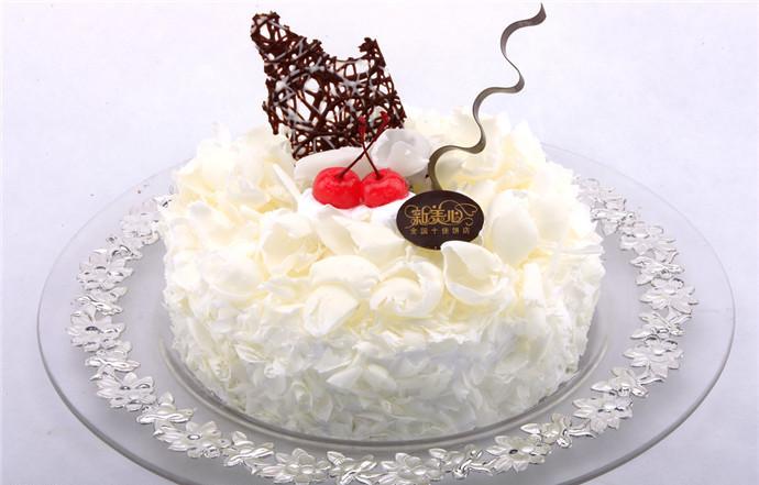 多美滋生日蛋糕(北城国际店)