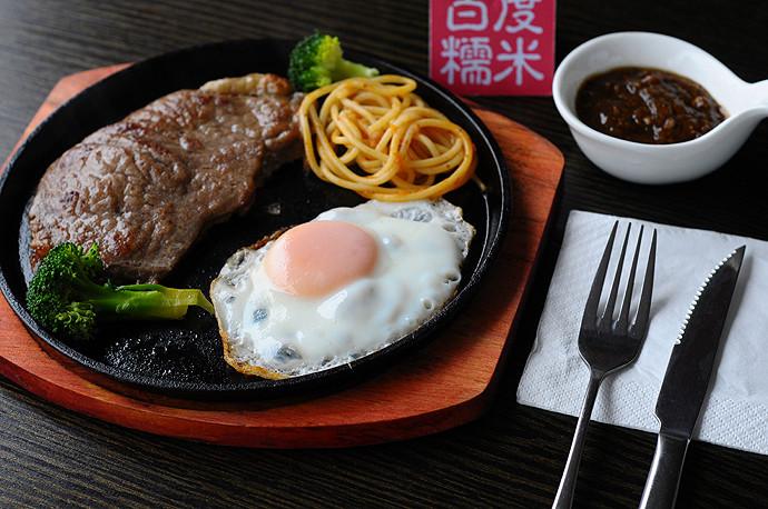 台湾夜市牛排