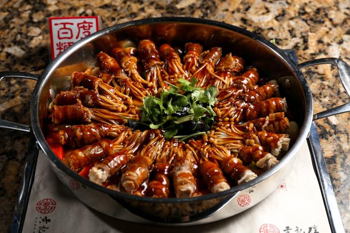 黄记煌三汁焖锅(大悦城店)