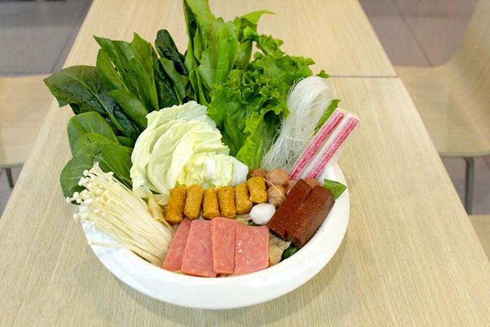 七恭冒菜(板桥海师店)