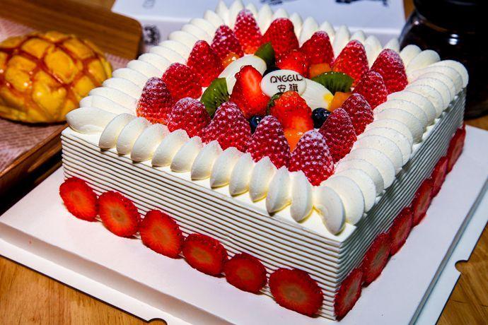 安旗蛋糕(城东手感店)