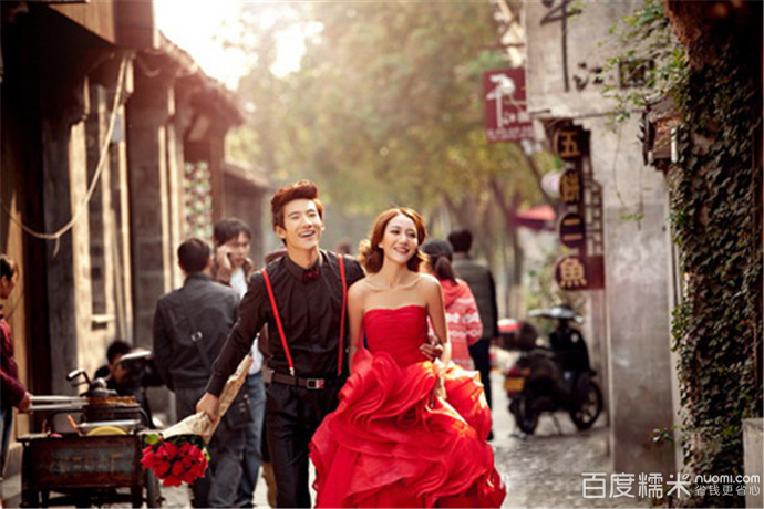 米兰国际婚纱摄影全国连锁(合肥店)