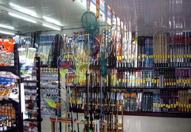 旺江南渔具店