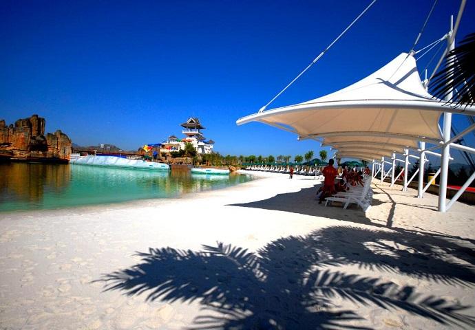 白鹿加勒比水上乐园