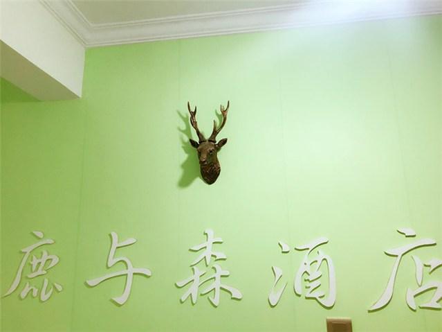 鹿与森公寓酒店