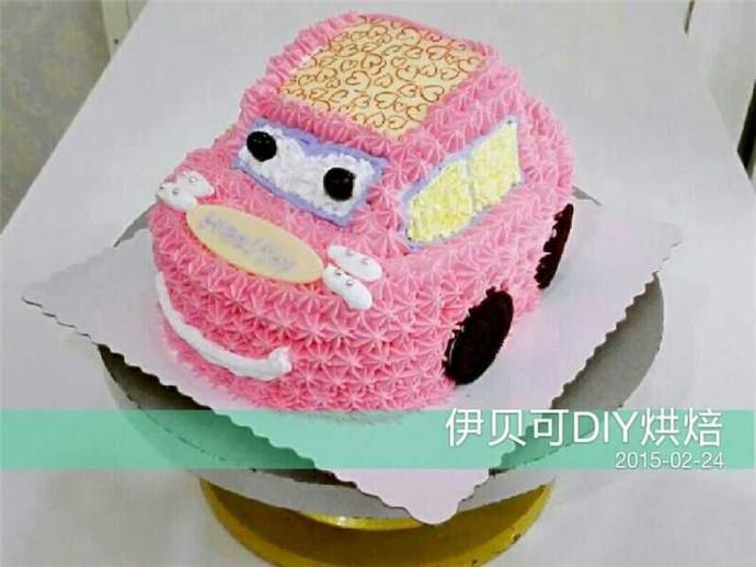 伊贝克烘焙蛋糕(十全街店)