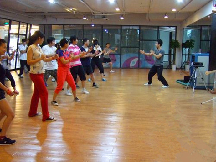 BH健身教练培训学院