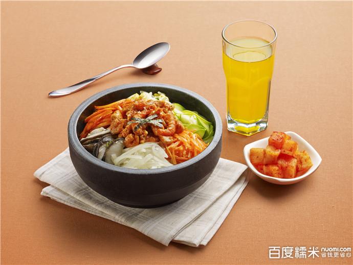 正一味石锅拌饭(石景山华联店)
