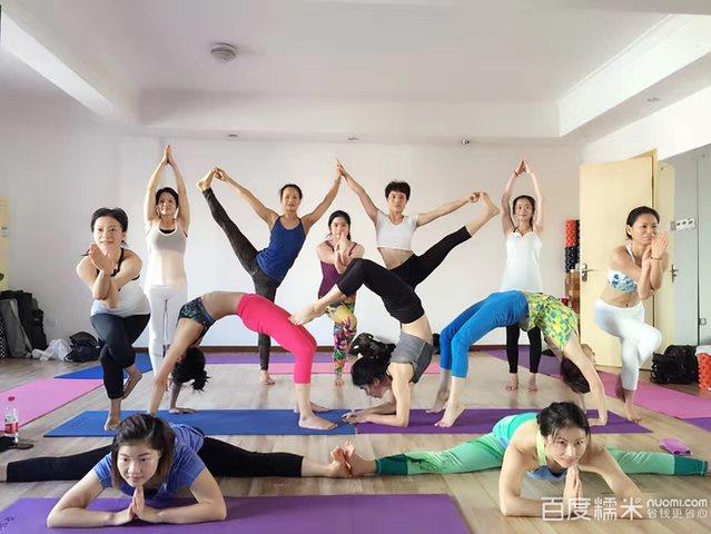 梵静瑜伽会馆