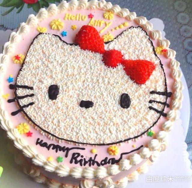 休闲时光蛋糕