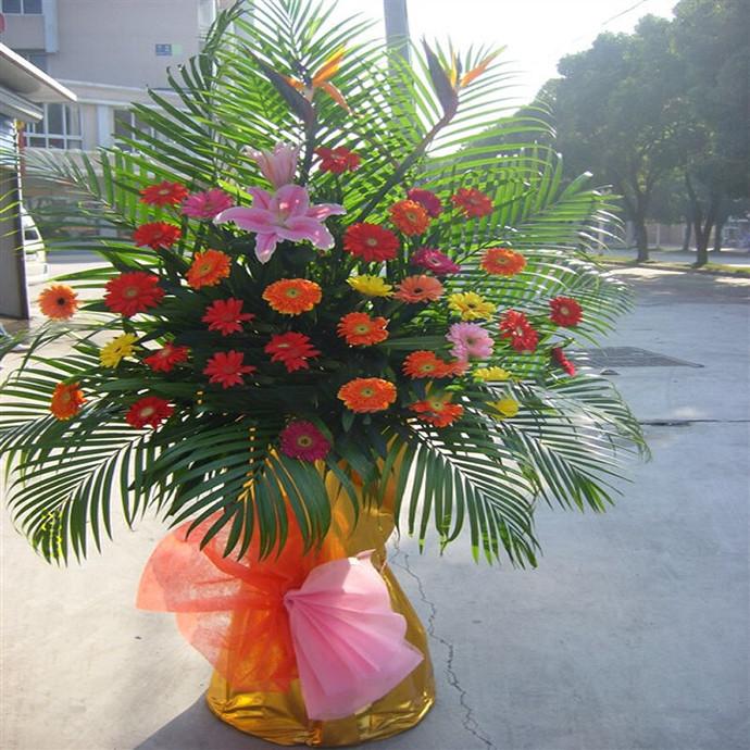 闲鑫园鲜花店