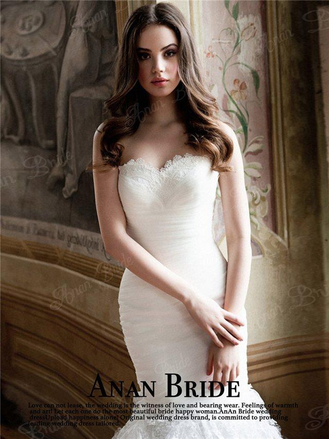 安安新娘婚纱礼服馆