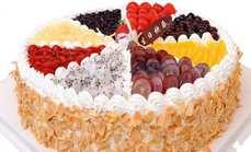 伊米蛋糕12寸水果蛋糕