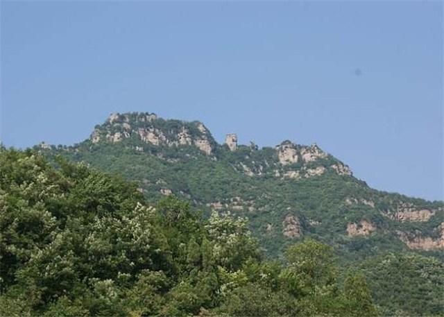 浮戏山雪花洞风景名胜区