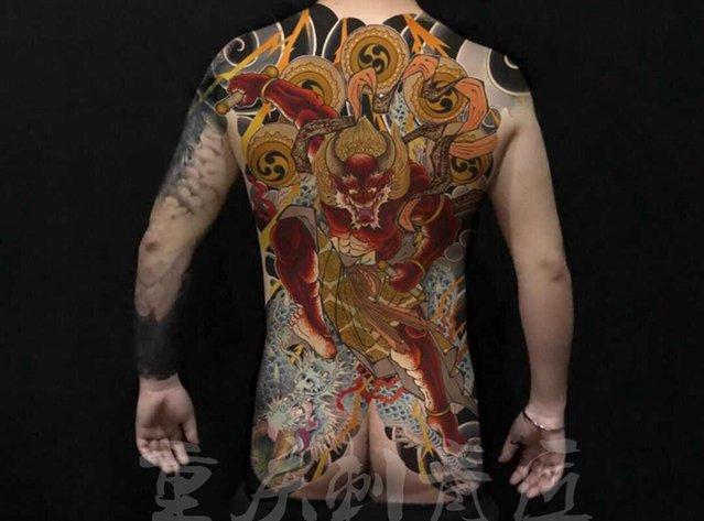 刺青匠纹身工作室