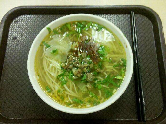 西部马华牛肉面(大钟寺店)