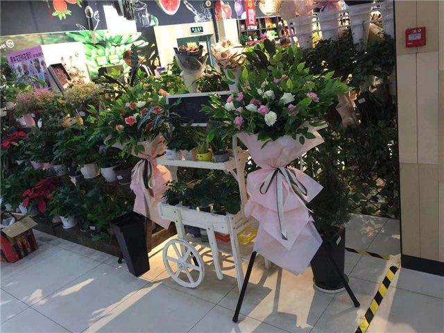 青年花匠鲜花店