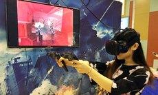 虚拟世界VR主题乐园