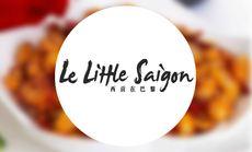 西贡在巴黎双人餐