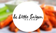 西贡在巴黎三人餐