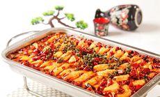 隆食尚香辣虾套餐