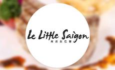西贡在巴黎四人餐