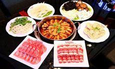 虾吃虾涮4-5人套餐