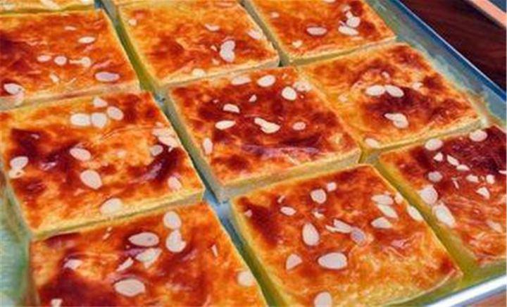 蜜语芝间·新西兰岩烧乳酪 - 大图