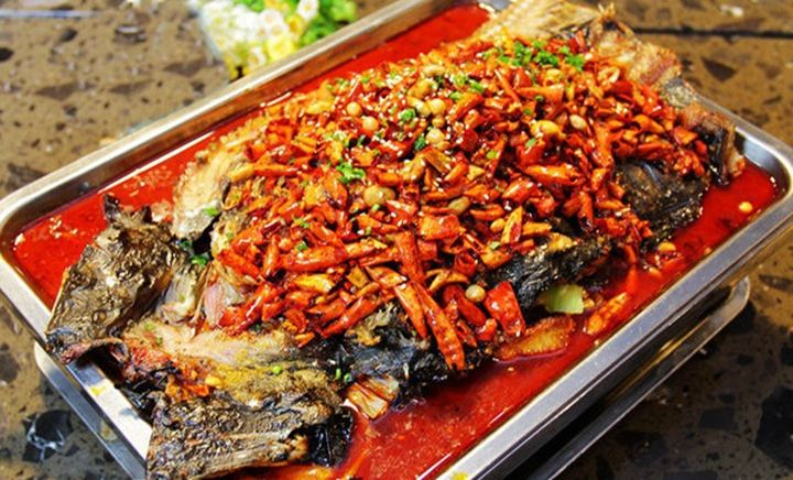 巫山烤全鱼(金宁广场店)