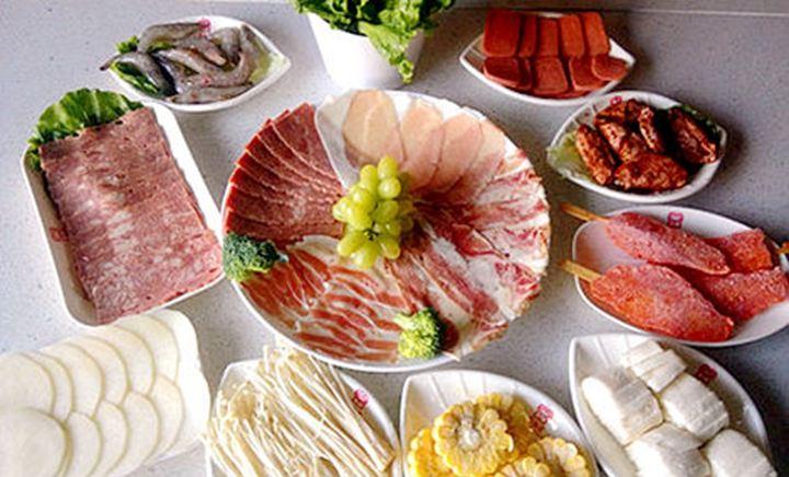 尚品宫自助烤肉火锅(商贸城店)