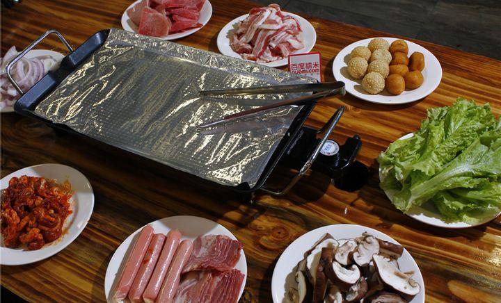 临淄店-句罗道韩式自助烤肉