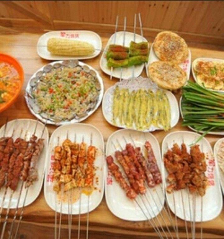 扇贝王海鲜烧烤(汉江路店)