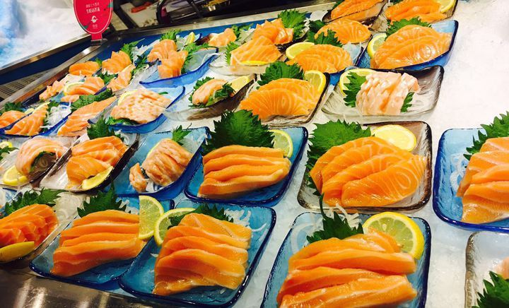 阳光岛·海鲜盛宴 - 大图