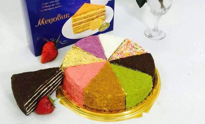 俄罗斯提拉米苏甜品
