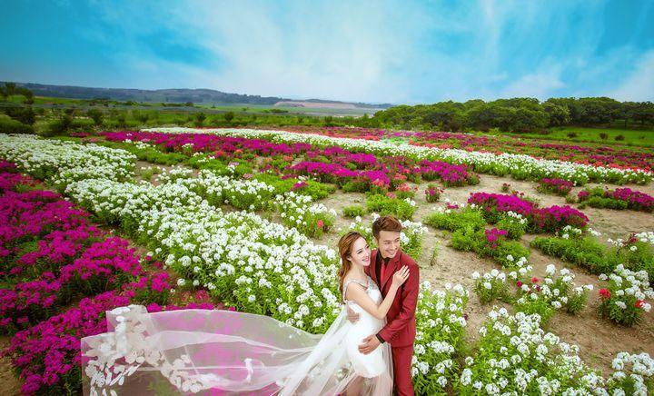 SKY婚纱摄影