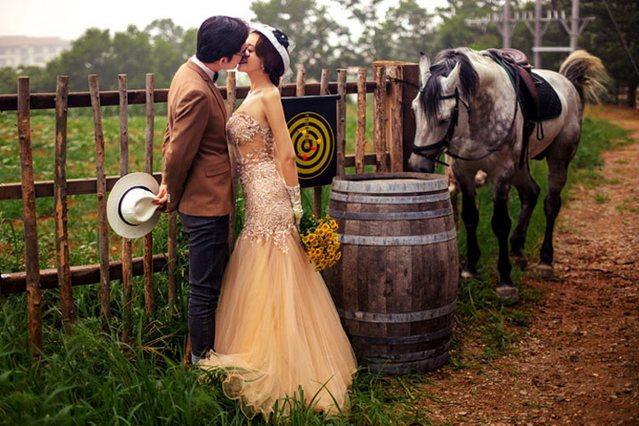 克莱帝婚纱摄影