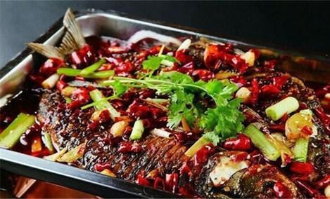 巫山烤鱼 - 大图