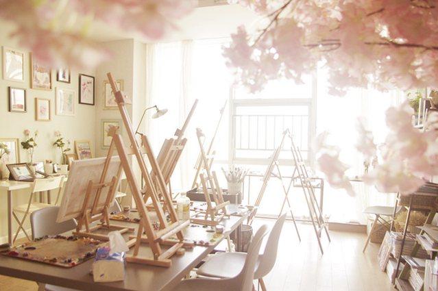 艺间画房艺术绘画空间