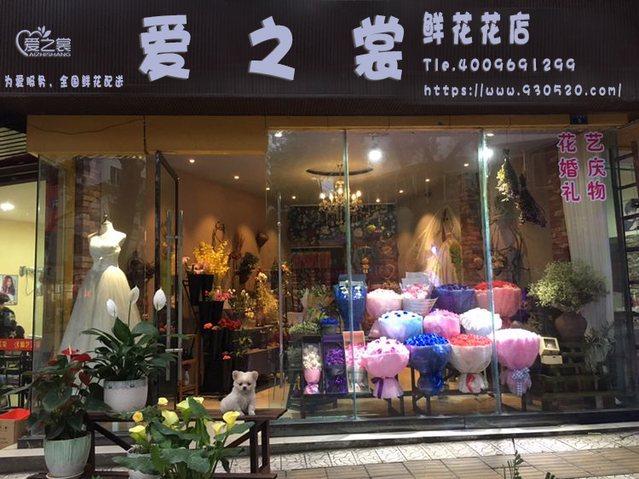 爱之裳鲜花(万盛商务会馆店)