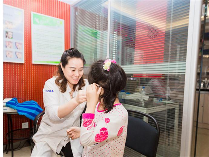 自然之声耳聋助听器技术服务中心