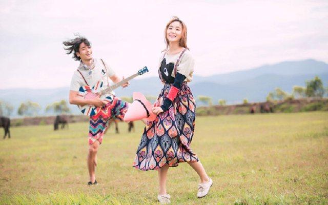 蝴蝶树影摄影(二七店)
