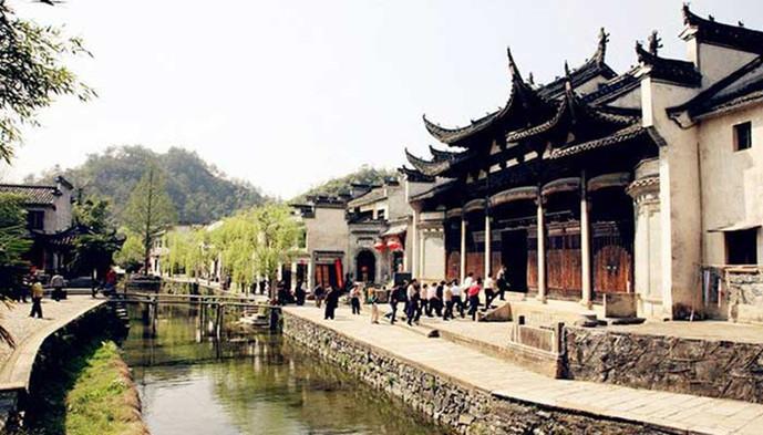 龙川景区游客接待中心